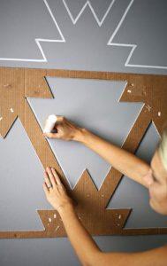 papier peint tendance