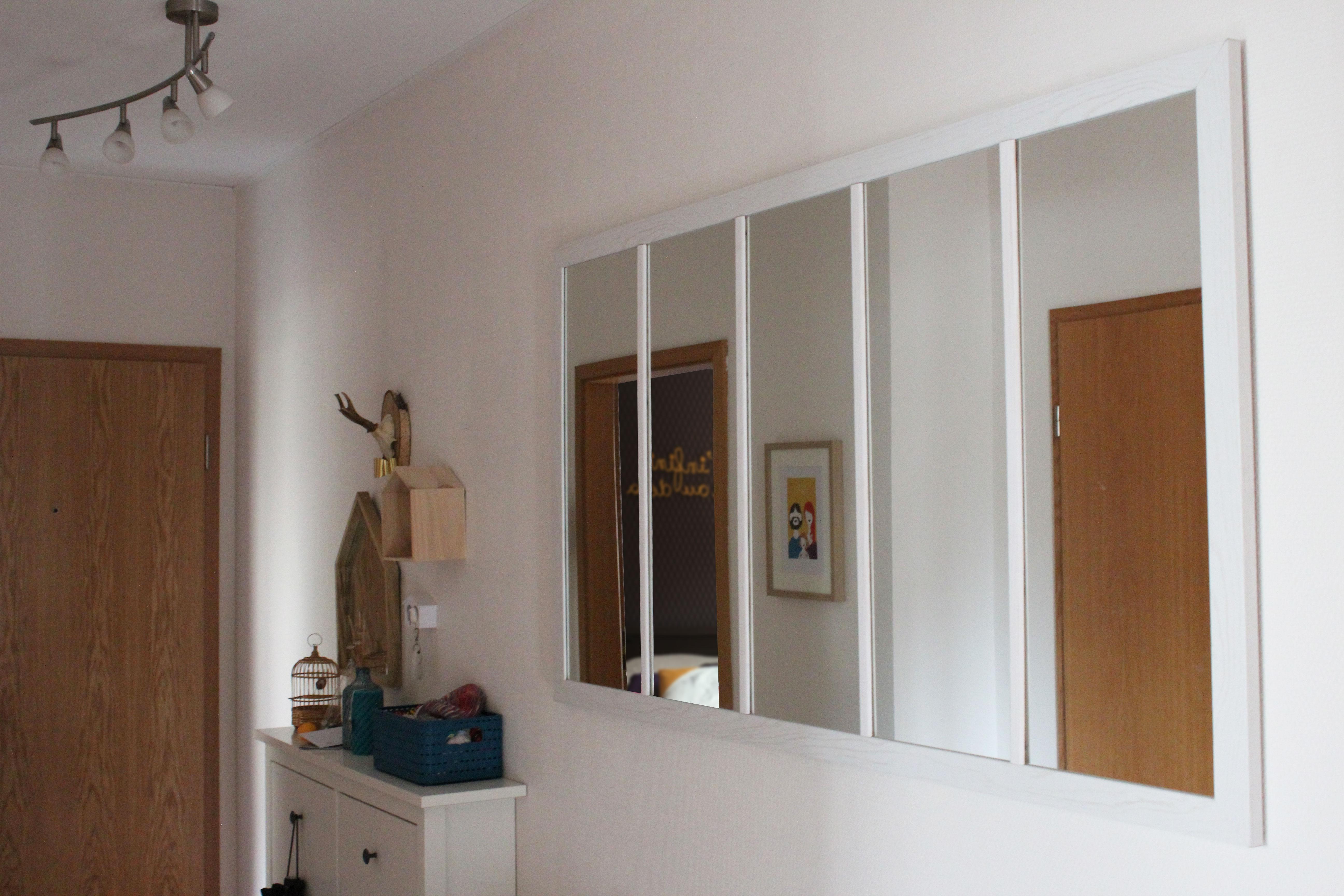 miroir verrière atelier