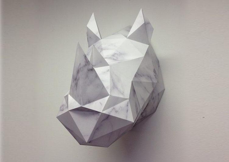 Paper Design marbre Assembli