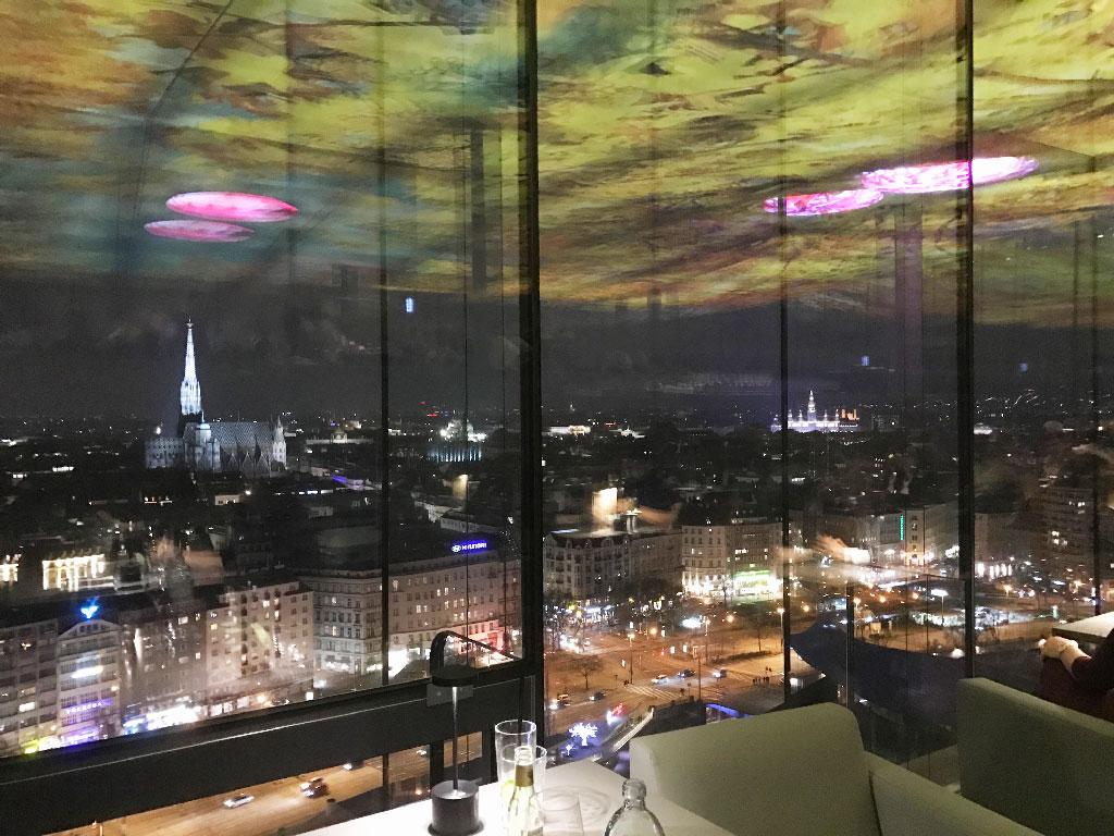 L'hôtel viennois de l'architect Jean nouvel