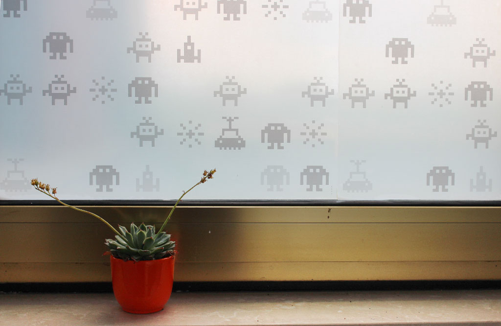 Space invaders - Aménagement d'une meeting room avant/après