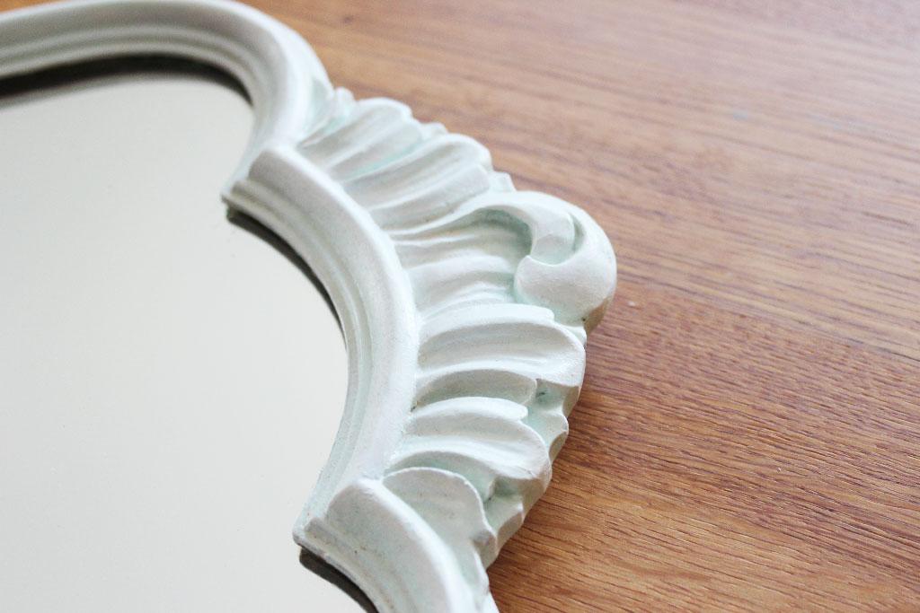 Quand un miroir désuet retrouve une âme grâce au DIY