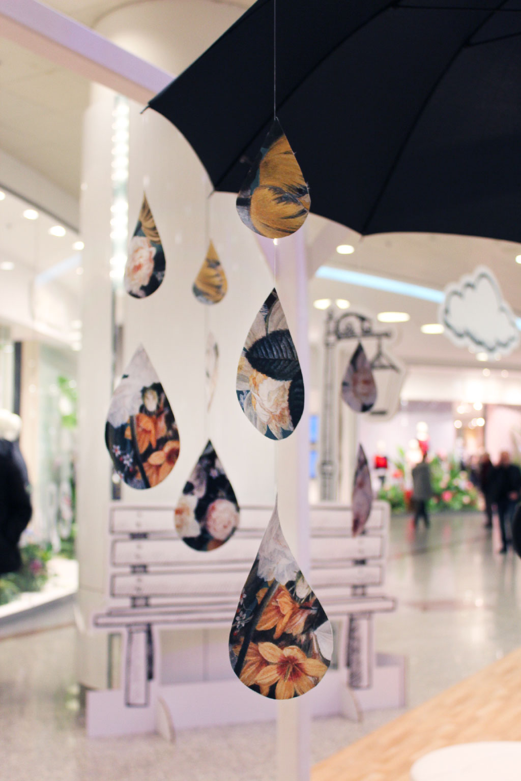 Aménagement et décoration d'espaces display