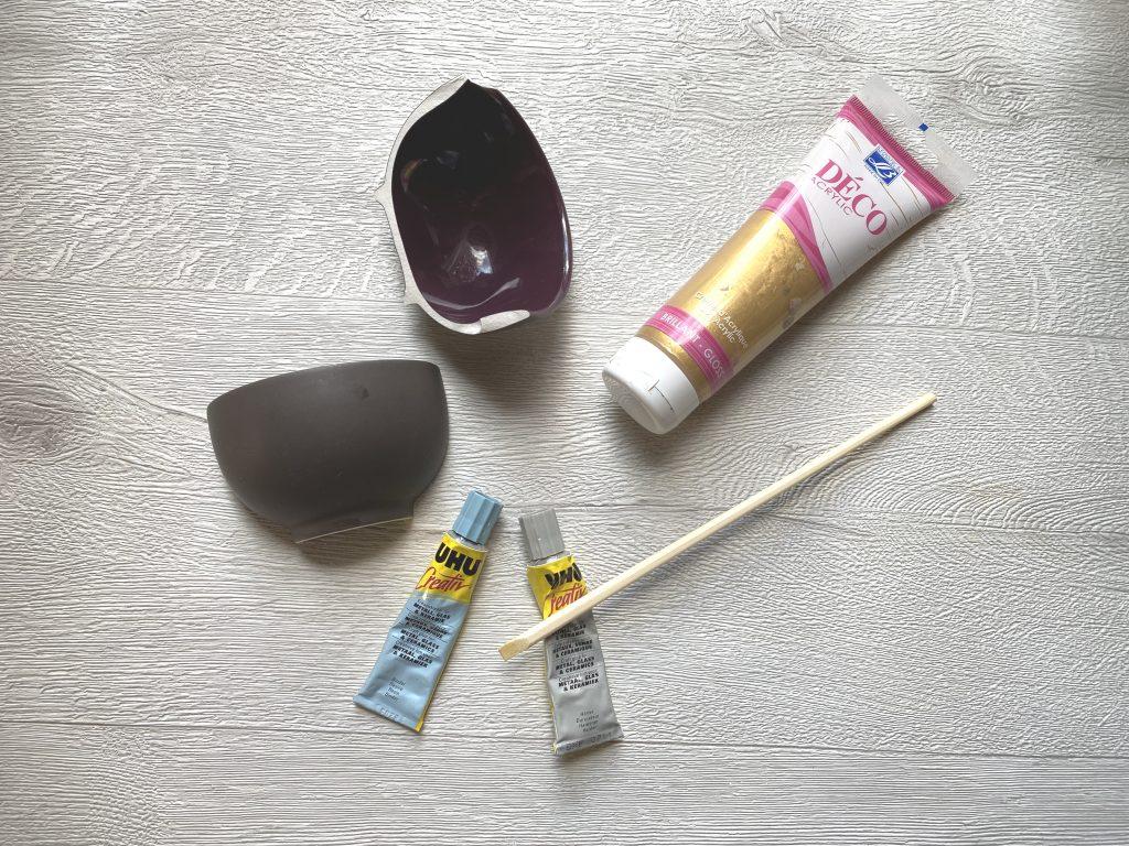 DIY : redonner vie et recycler avec la méthode Kintsugi