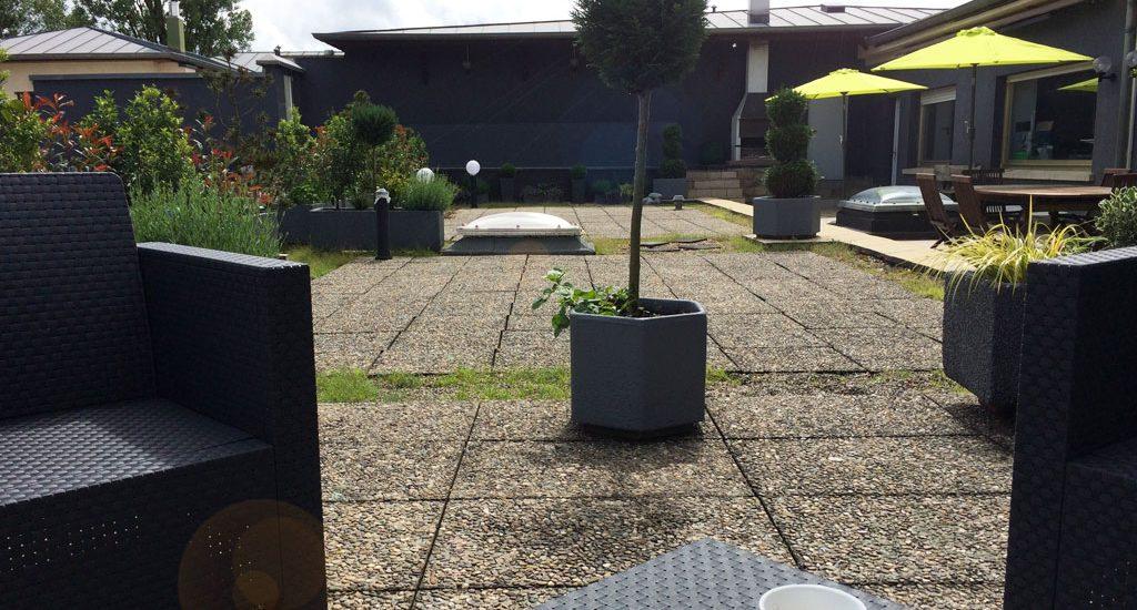 toit terrasse